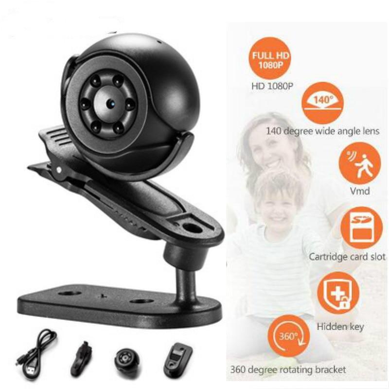 HD 1080P Camera Mini high quality Portable Cam Wide Angle Night Vision