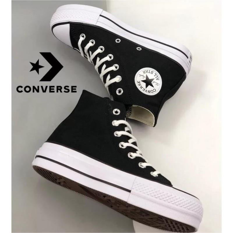 Converse Chuck clásico Taylor All Star párr mujer de zapatos de skate...