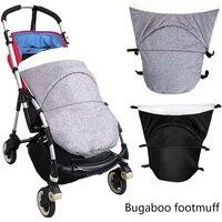baby stroller footmuff winter windproof foot cover baby stroller accessories for babyzen bugaboo warm feet