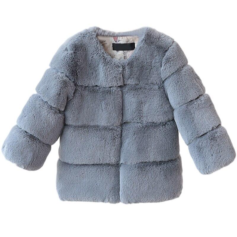 جديد معطف الأطفال أفخم معطف خياطة بأكمام طويلة معطف سميك TZ119