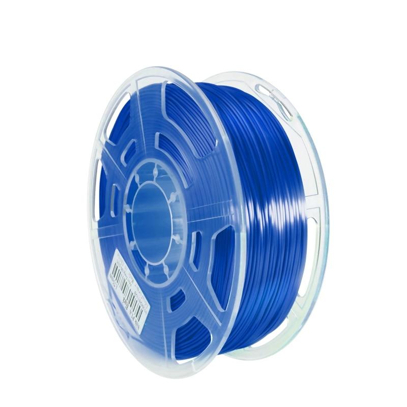 خيوط للطباعة ثلاثية الأبعاد ، مستهلكات طابعة 3D PLA ، طباعة عالية اللمعان ، 1.75 مللي متر ، شفافة ، 1 كجم ، سلك FDM