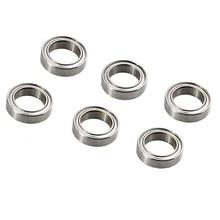5PCS RC Car Model Bearings Universal Metal Ball Bearings for 1/10 RC Cars Spare Parts