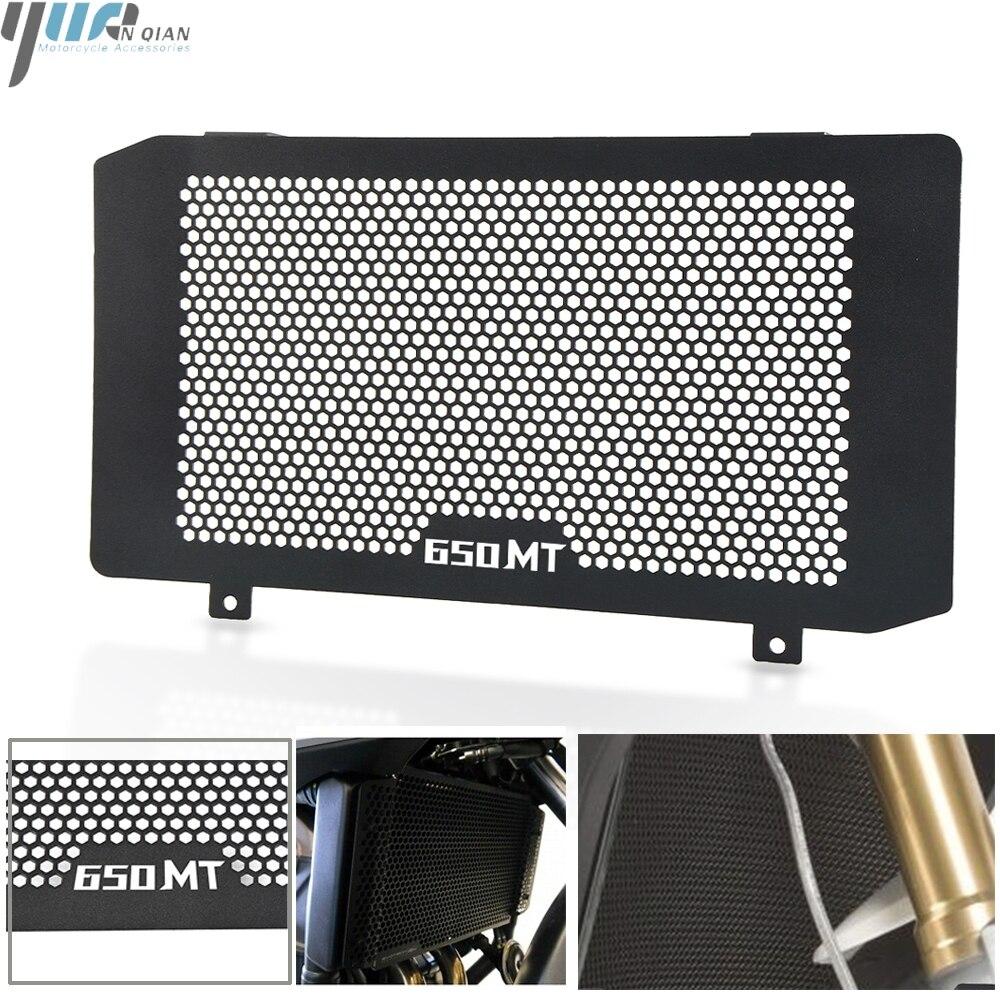 Novo para cfmoto 650mt 650 mt 650-mt motocicleta de alumínio radiador cooler grille guarda capa protector óleo cooler capa acessórios