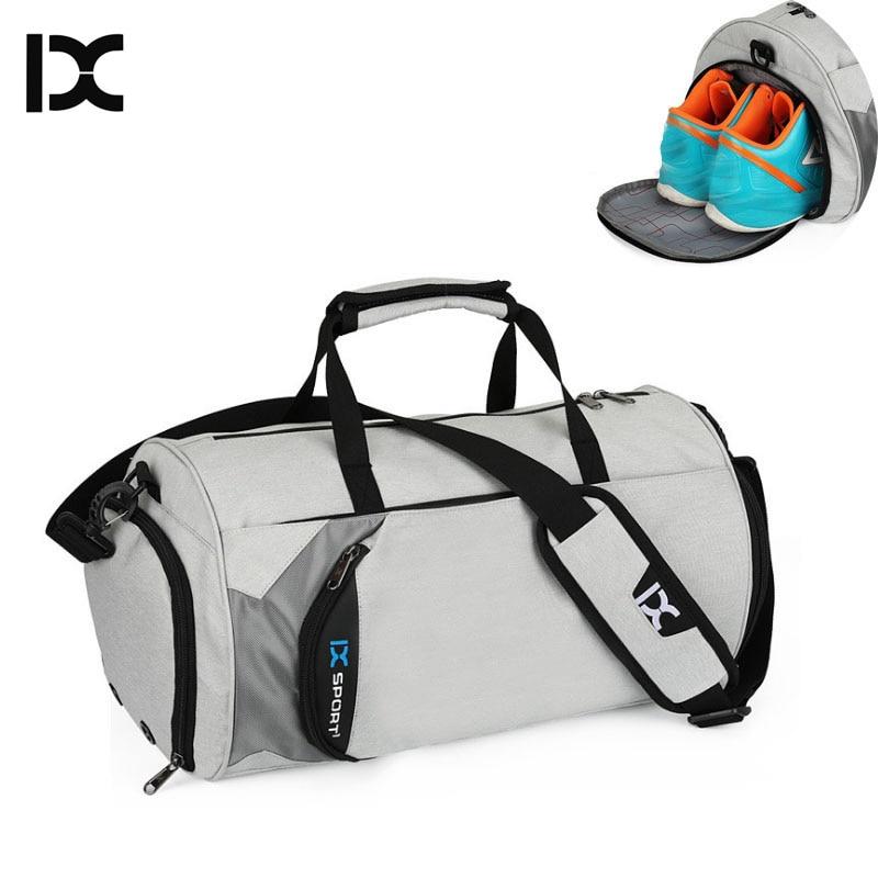 Men Gym Bags For Training Bag Tas Fitness Travel Sac De Sport Outdoor Sports Swim Women Dry Wet Gymtas Yoga Shoe 2020 XA103WA