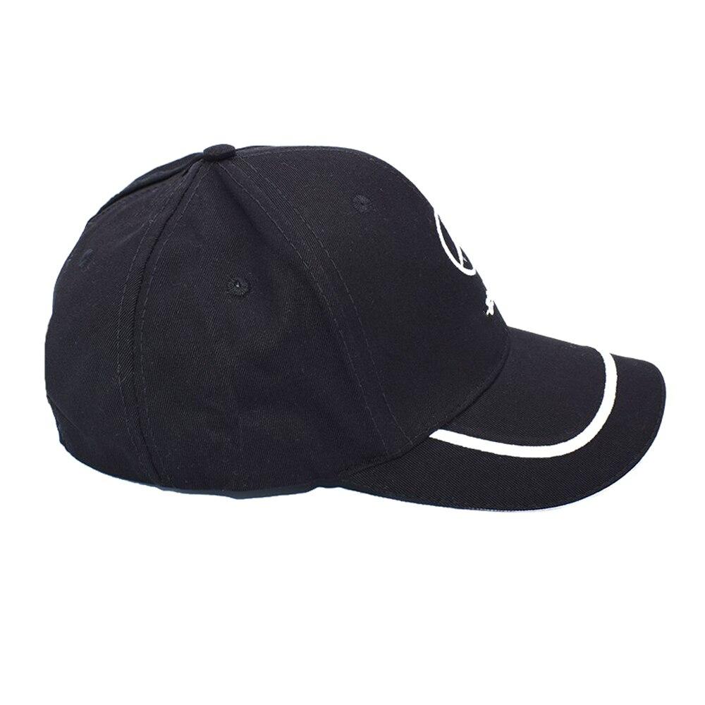 Adjustable Baseball Cap Hat Men Women Outdoor Auto Star Logo Emblem Sunhat Sports Hip Hop Chapeau Headdress Gorras Hombre New