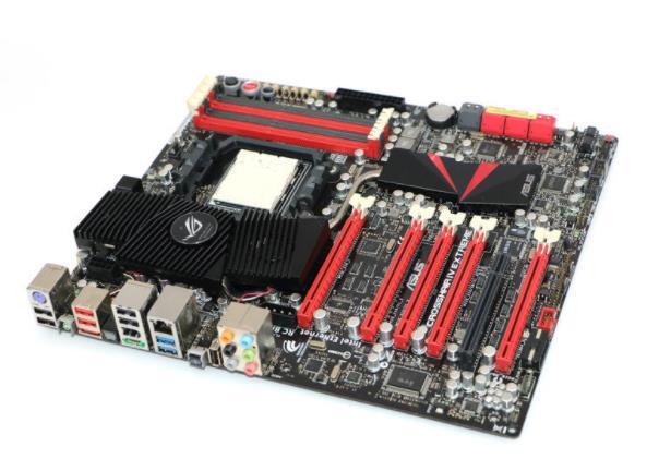 Placa base ASUS Crosshair IV Extreme, DDR3 Socket AM3 16GB USB 2,0, placa base USB 3,0, envío gratuito