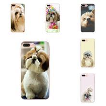 Phone Cover Case For Apple iPhone 4 4S 5 5C 5S SE SE2 6 6S 7 8 11 Plus Pro X XS Max XR Shih Tzu Shitzu Dog Puppy Puppies
