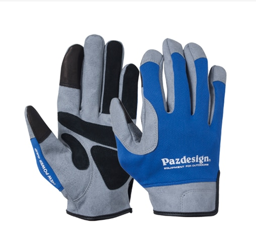 PAZDESIGN Japan Lure Fishing Gloves Wear-resistant Cut-proof Sunscreen Breathable Non-slip Waterproof Sea Fishing