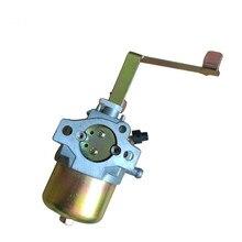 Carburateur authentique pour MITSUBISHI GT600 GM182 MBG2902 MBG3500 6HP 181CC pompe à eau motoculteur GO KART rondelle 2.5KW 3KW générateur