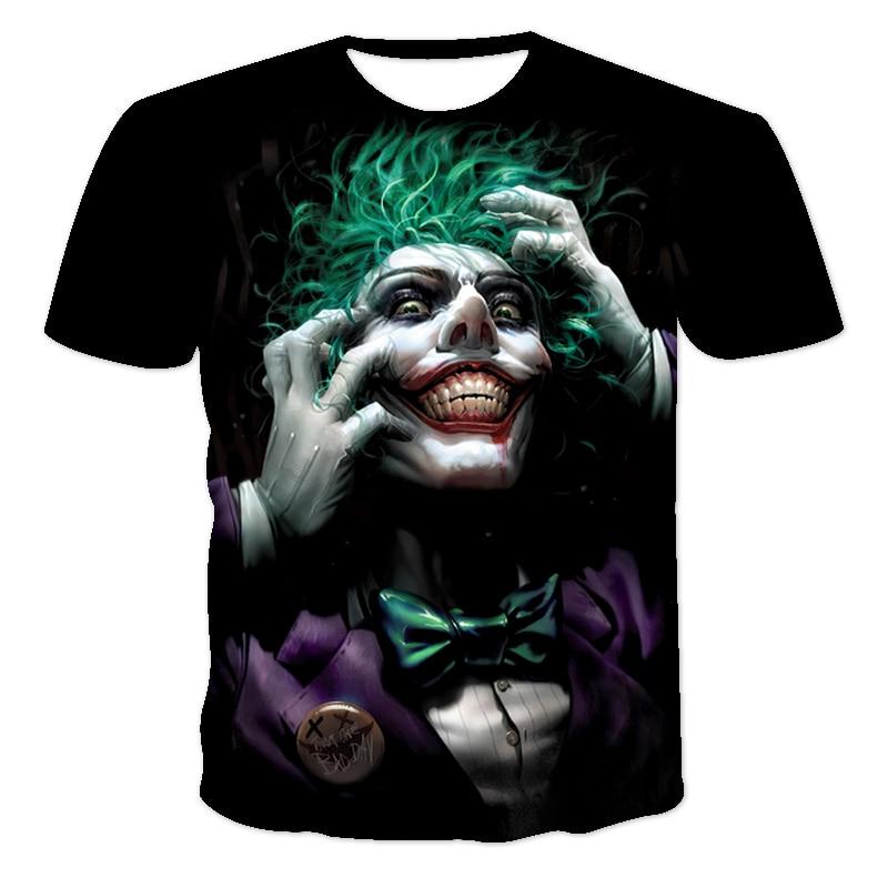 AliExpress - Men clothes 2020 New Mens Summer Skull Print Men Short Sleeve T-shirt 3D print t Shirt Casual Breathable funny t shirts