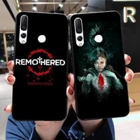 remothered soft phone cover for huawei honor 30 20 10 9 8 8x 8c v30 lite view pro