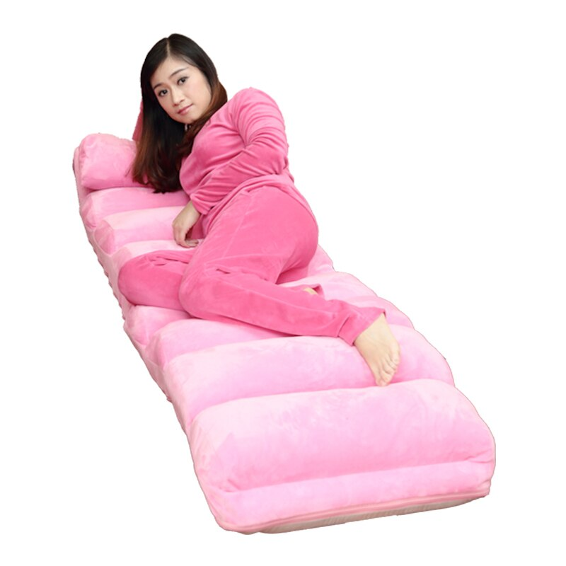 Creative lazy sofa tatami bed sofa single multifunctional folding small sofa back chair bay window chair