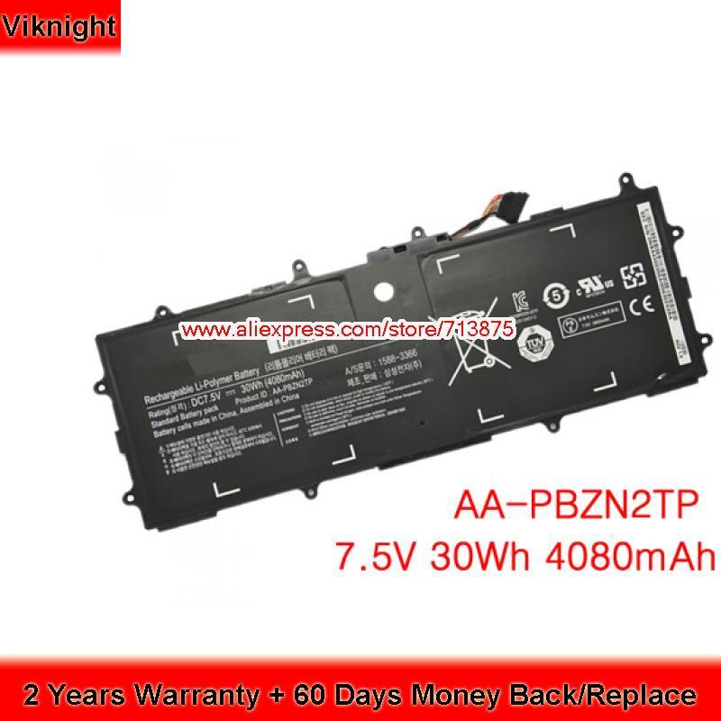Genuine 7.5V 4080mAh Bateria para SAMSUNG 915s3g Chromeboo 905S3G-K07 PBZN2TP AA-PBZN2TP XE500T1C XE303C XE303C12 NP905S3G