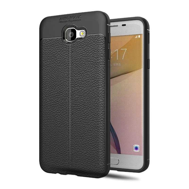"Joomer Lichee Pattern a prueba de golpes Soft 5,5 ""para Samsung Galaxy J7 Prime funda para Samsung Galaxy J7 Prime funda para teléfono móvil"