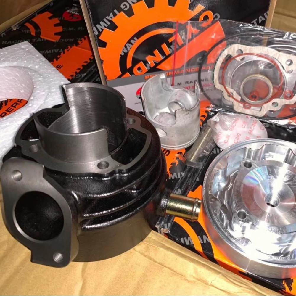 Gran cilindro DIO50 SFX50 kit 54mm Juego de carreras refrigeración por agua tuning perfomance dio 50