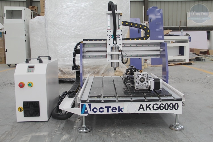 CNC Router For Wood Mini Wood Router Cnc Engraving Machine 6090 Wood Milling Cutter enlarge