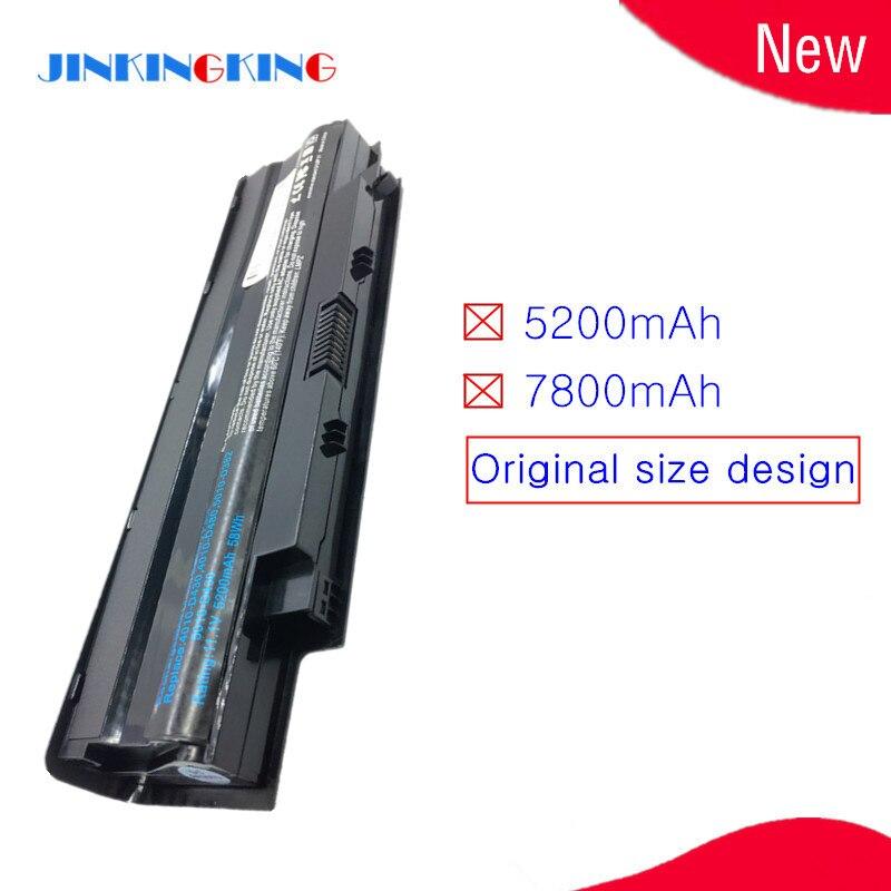 J1KND nova bateria do portátil Para Dell Inspiron M501 M5010 M5010D M5010R M501D M501R M5030 M5030D M5030R M511R N4010 N4110 N5010