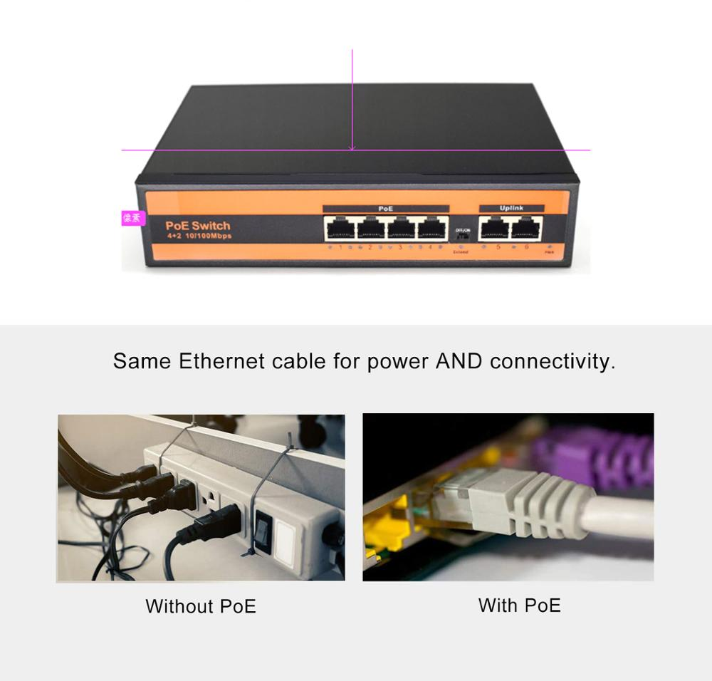 Poe switch gigabit switch ethernet ubiquiti poe switch 4 8 16 ports   poe switches with SFP standard network10/100/1000Mbps enlarge