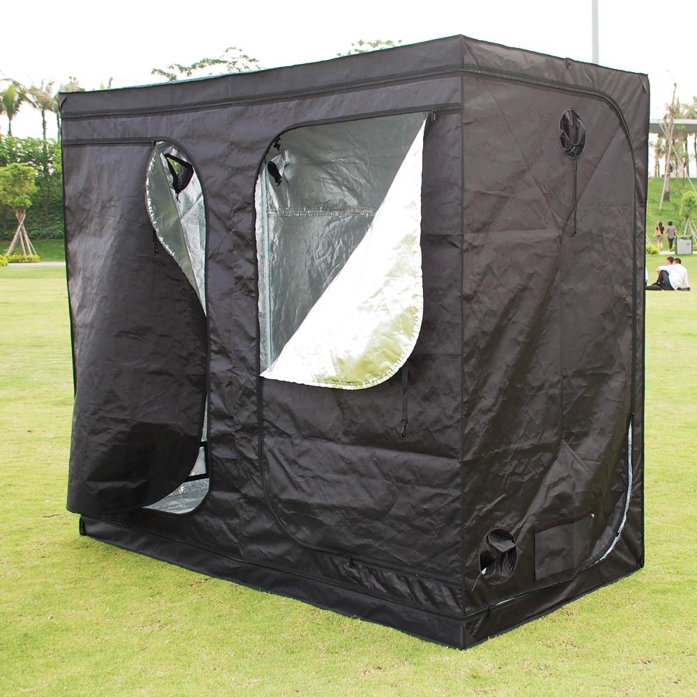 Big Size Indoor Grow Tent 40-600cm,Smart APP LED Grow Light,Custom Grow Room Box Hydroponics Reflective Mylar Garden Greenhouses enlarge