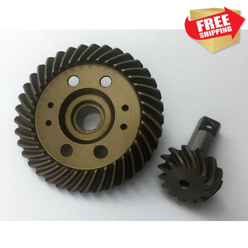 RC Teile differential helical stahl getriebe upgrade 5379X geeignet für trax summit e revo e-maxx slash XO-1 option