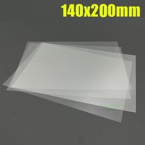 1 шт. Wanhao Дубликатор 7 D7/ anycubic Photon принтер FEP лист FEP пленка 0, 1 мм толщина 140x200 мм 140x200x0.1мм