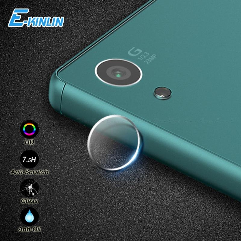 Zurück Kamera Objektiv Protector Schutz Film Für Sony Xperia M5 M4 Z5 Z3 Z1 Kompakte Premium Z4 Z2 Z L36H l39H E5 Gehärtetem Glas