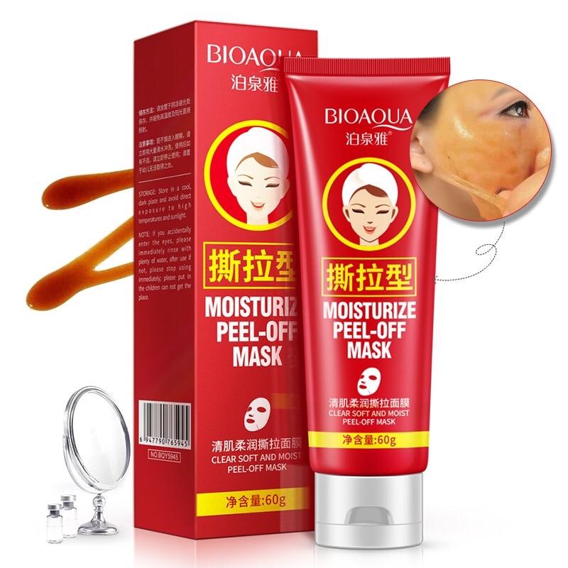 BIOAQUA Cleansing and Moisturizing Tear Mask Clear and Clean Moisturizing Nourishing Moisturizing Mask