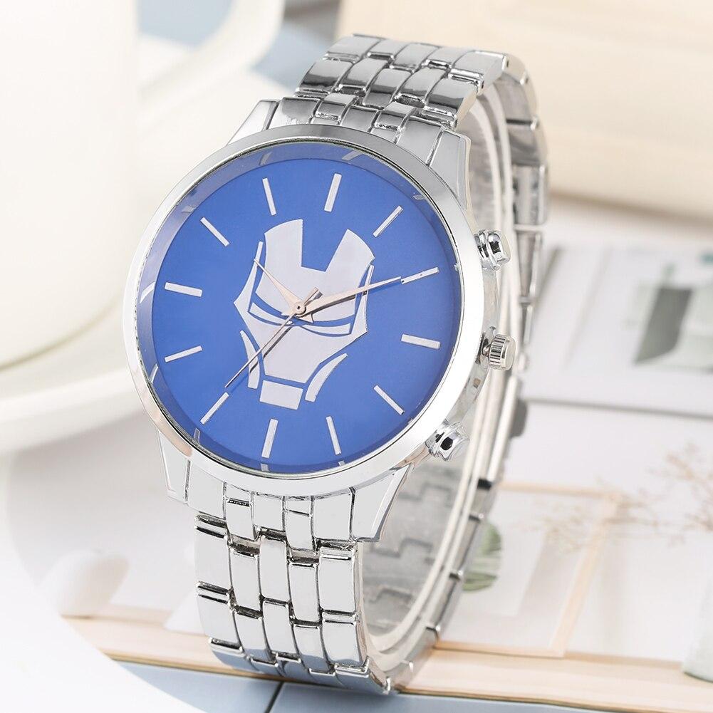 2020 Спортивные кварцевые мужские наручные часы, повседневные часы из нержавеющей стали, большие деловые мужские наручные часы для мужчин, же...