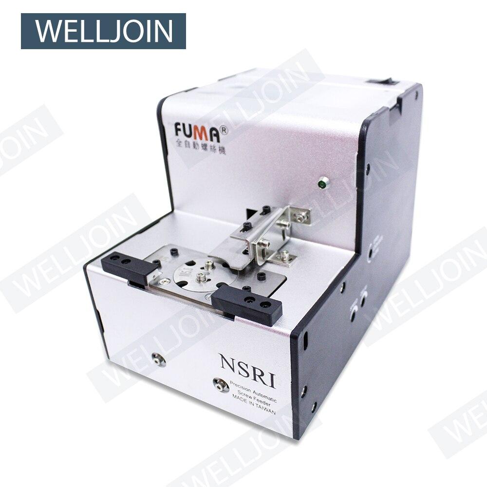 التلقائي برغي الطاعم آلة ناقل المسمار ترتيب آلة NSRI M1.0-5.0 المسمار موزع AC100-240V