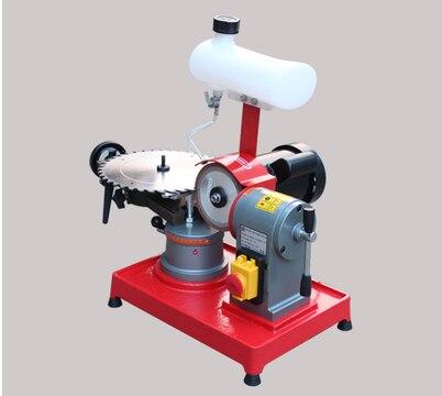 Schleifen maschine getriebe grinder holzbearbeitung maschine matel klinge schleifen maschine mit Englisch manuelle