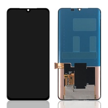 100% Amoled pour Xiao mi mi Note 10 écran LCD avec remplacement de lassemblage de numériseur décran tactile