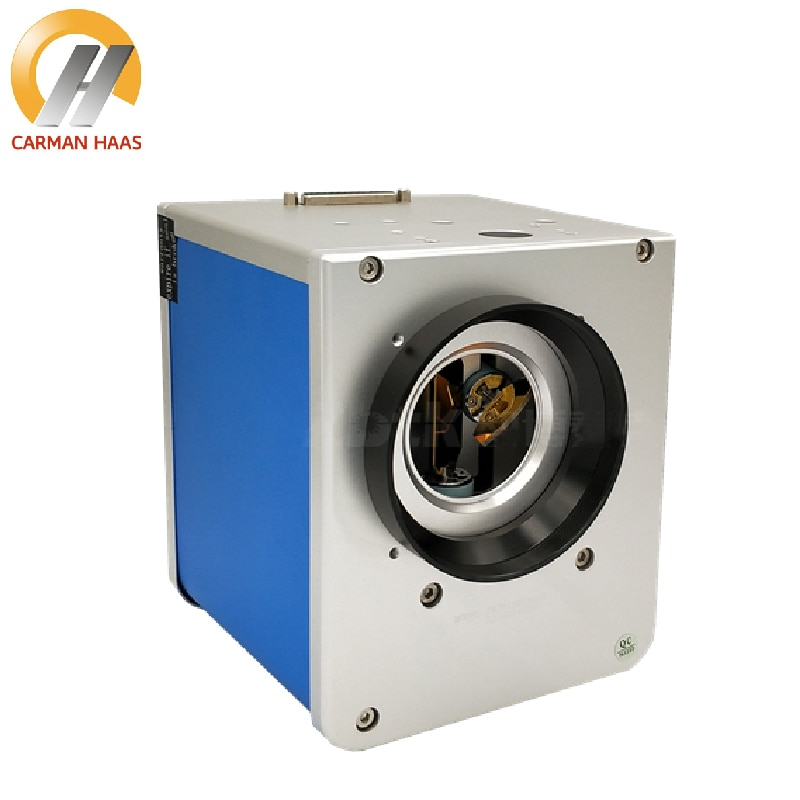 CO2 Laser Galvanometer Scanner Head 16mm 20mm XY2-100 with Power Supply & Cables