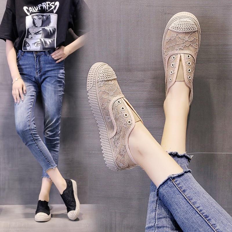 Фото - Женские туфли в рыбацком стиле, новинка 2021, маленькие дышащие туфли на плоской подошве, универсальные туфли на шнуровке, однобортные туфли carlabei туфли carlabei ha833 121 q466