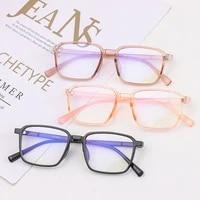 women ultralight vision care tr frame eyeglasses eyewear anti uv blue rays glasses computer goggles
