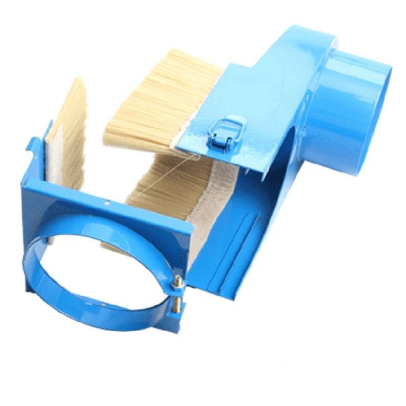 GTBL Cnc colector de cubierta de polvo cepillos Cnc limpiador de polvo para Cnc husillo Motor fresadora