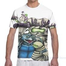 Larry et Maurice-Bizarre Histoires hommes T-Shirt femme imprimé mode fille T-Shirt t-shirt pour garçon t-shirts À Manches courtes T-shirts