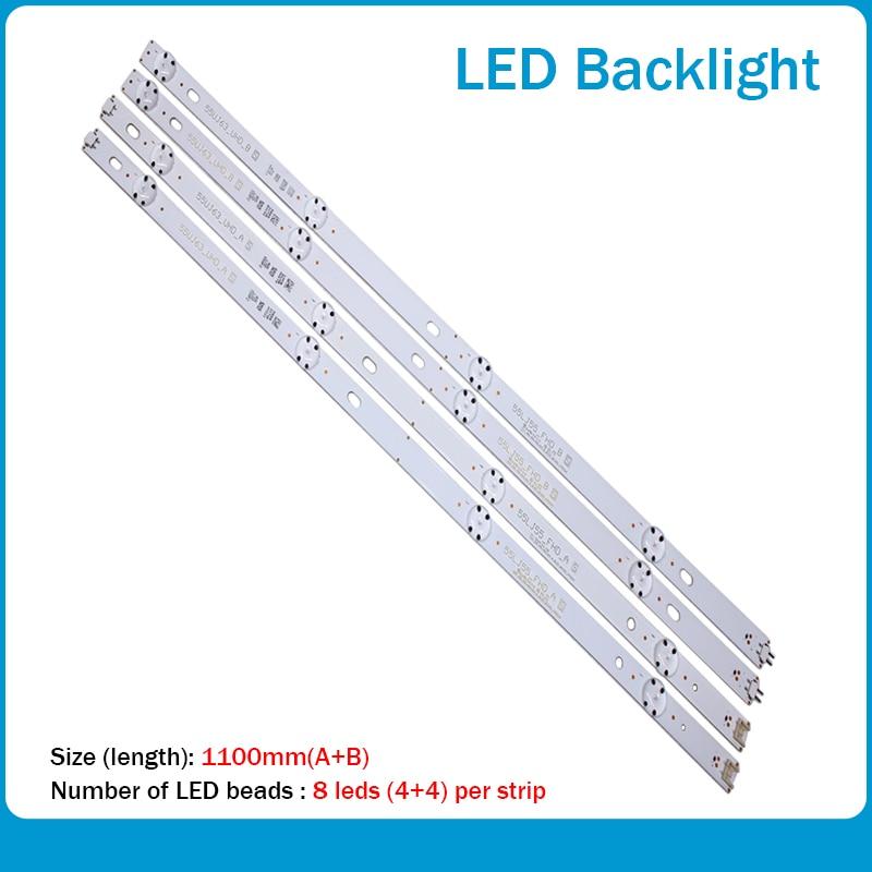 (Nuevo Kit) 10 unids/set de luz de fondo LED Stip para LG...