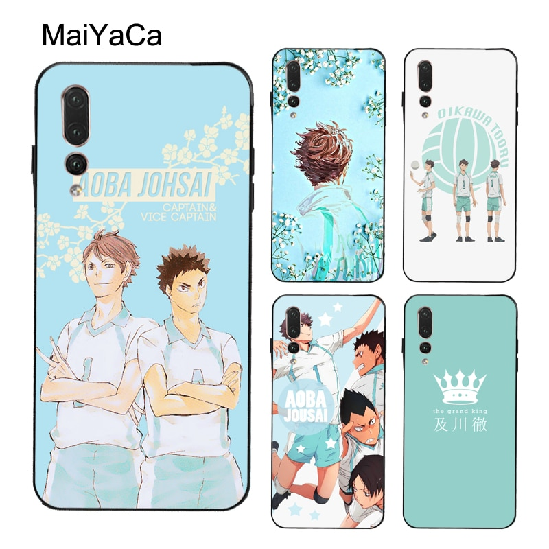 Aoba Johsai Haikyuu Fall Für Huawei P30 Lite P40 P10 P20 Pro P Smart Z 2019 Mate 10 20 Lite 30 Pro