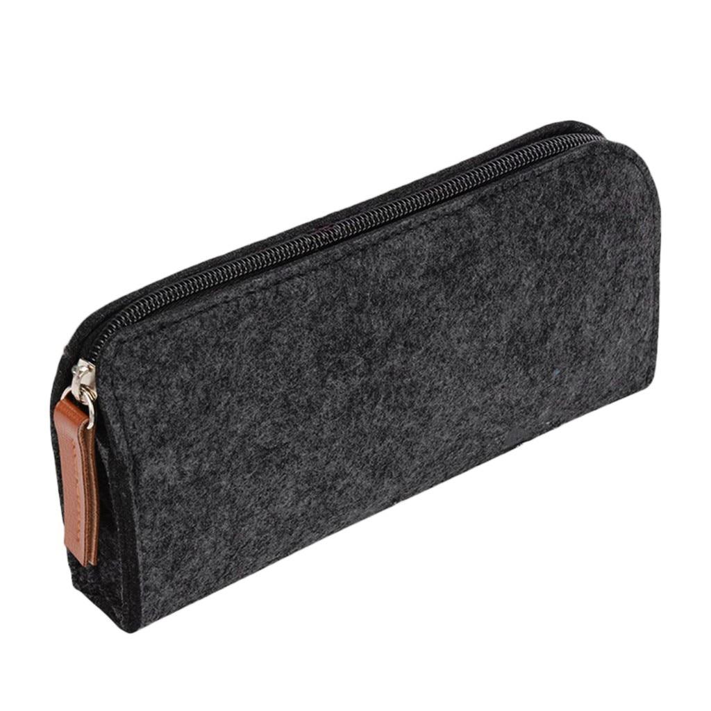 Travel Closet Organizer Case Make-up Pouch Pen Pencil Case With Zipper Makeup Pouch Casual Gift Toil