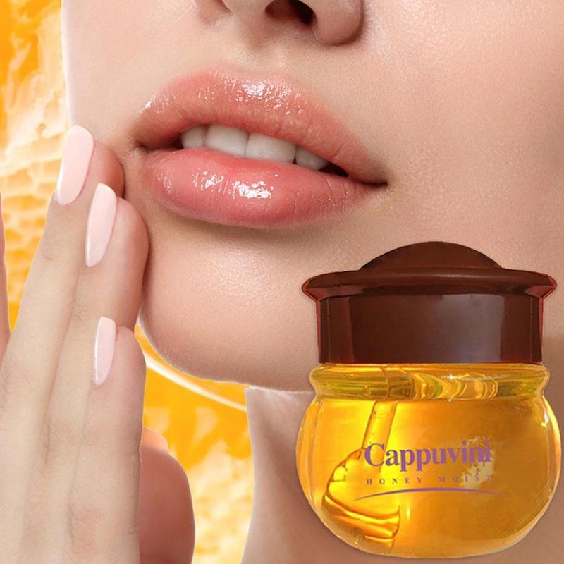 Moisturizing Lip Gloss Propolis Lip Balm Nourishing Care Makeup Care Anti-wrinkle Honey Lip Oil Anti-cracking Lip Lip Unise T2V0