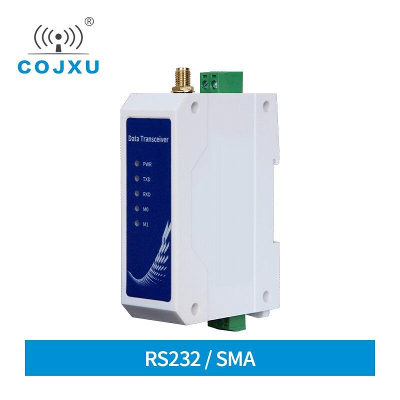 Модемный модуль 4G Cat1 DTU RS232 APN/VPN сетевой UDP Sever COJXU беспроводной приемопередатчик приемник SMA интерфейс E84