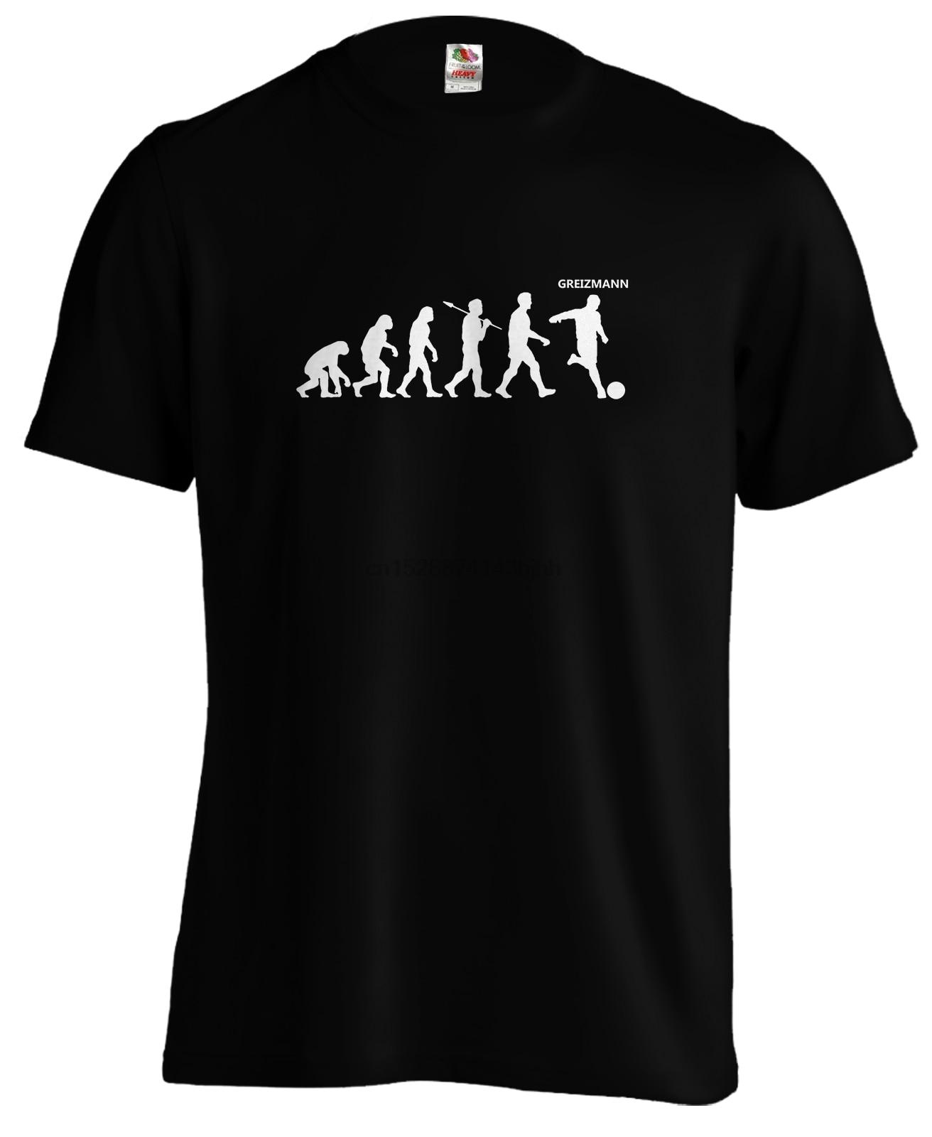 Antoine Griezmann-evolución Evo camiseta-Fútbol-Atltico Madrid
