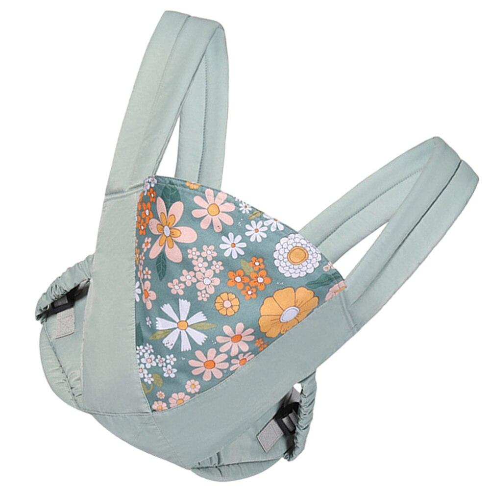 1Pc Baby Carrier Double Shoulder Infant Sling Hip Seat Double-Shoulder Sling