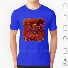 Cream Disraeli Gears T Shirt Cotton Men Women Teenage Cream Psychedelic Acid Lsd Drug