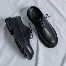 New Fashion Men Boots Non-Slip Round Head Casual Work Shoes Fashion Comfortable Waterproof Ankle Boo