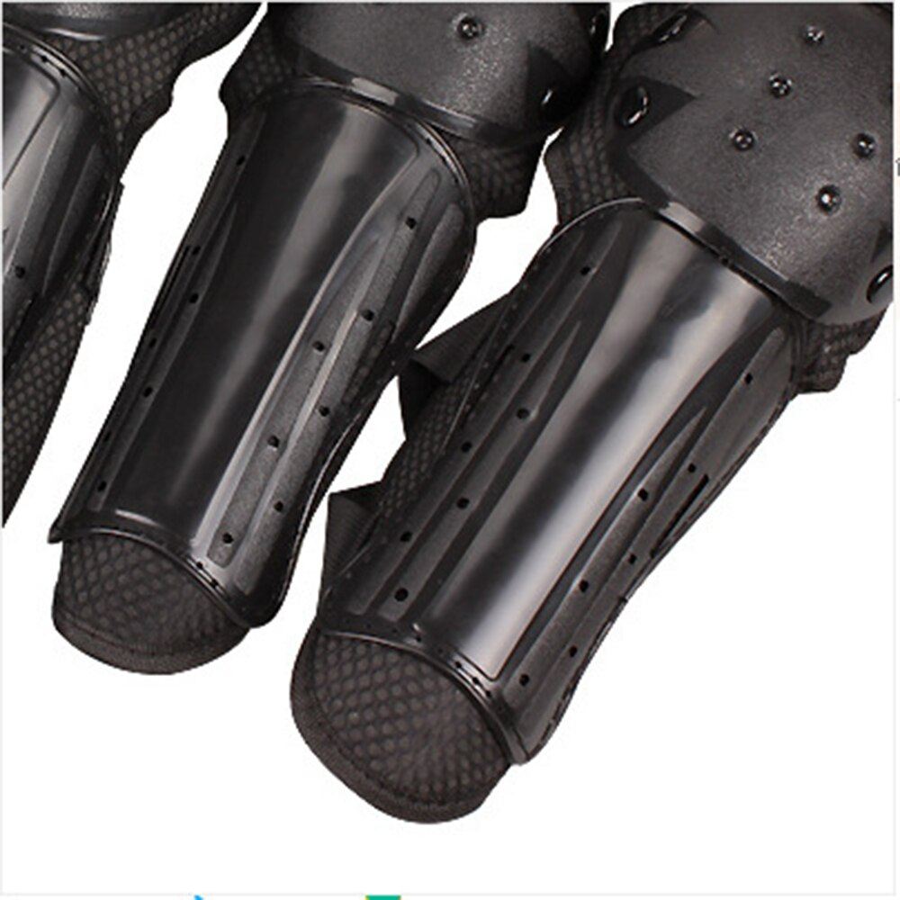 Motorcycle Knee Pad Guard Racing Motocross Knee Elbow Pads Kit Moto Protection Motorcycle Knee Pads Equipment enlarge