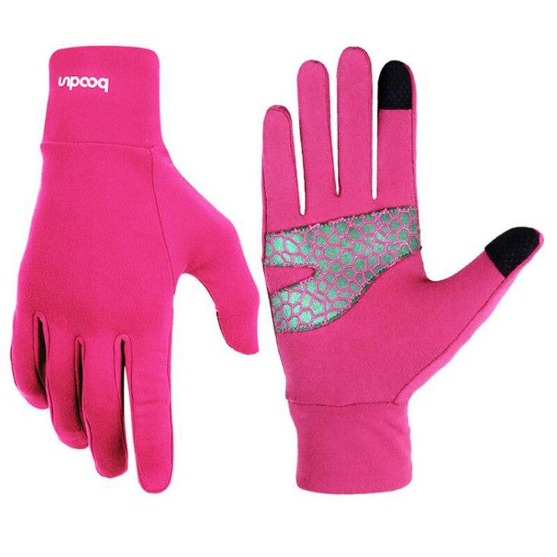 BOODUN Winter Touchsn Windproof Ski Gloves Men Women Sport Mittens