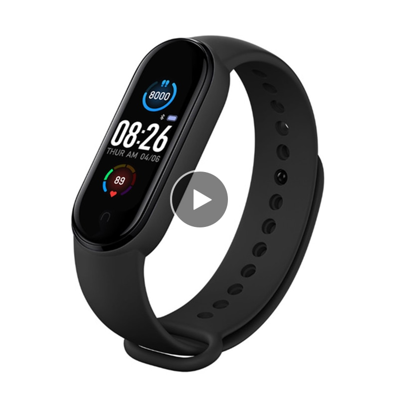 M5 Smart Band Men Women M5 Smart Watch Heart Rate Blood Pressure Sleep Monitor Pedometer Bluetooth Connection For Xiaomi Iphone
