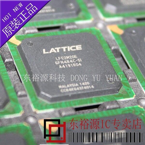 شحن مجاني LFE2M20E-6FN484C-5I LFE2M20E-6FN484C بغا 10 قطعة