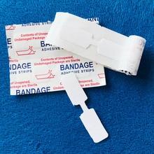 10 adet/kutu Su Geçirmez Yapışkan Yara Kapatma Bandı Yardım Acil Durum Kiti yapışkan bandajlar